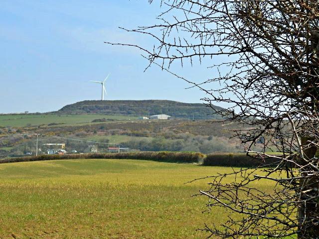 Countryside views Cornwall