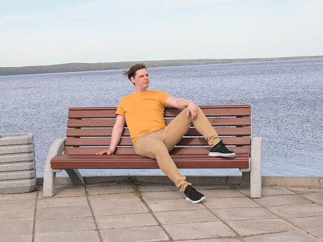 мужские джинсы и кроссовки Faberlic: отзывы с фото