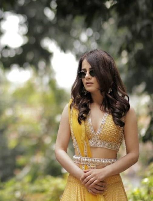 radhika-madan-in-yellow-lehenga
