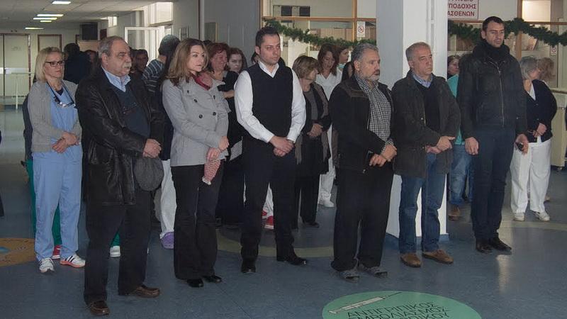Περιοδεία των βουλευτών Έβρου του ΣΥΡΙΖΑ σε Σουφλί, Διδυμότειχο, Ορεστιάδα