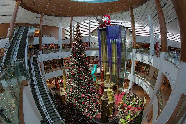 Natal do RioMar Recife apresenta ineditismo em entretenimento com emoção e tecnologia