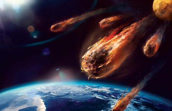 Meteorite infuocato crea enorme boom sonico sopra il Regno Unito