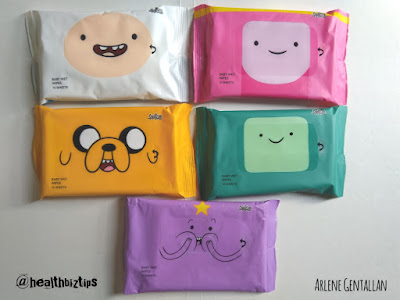 Miniso Adventure Time Baby Wet Wipes Review Part 2 | Healthbiztips
