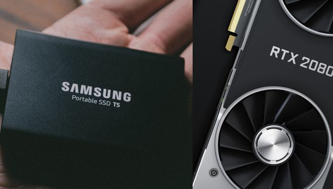 SSD or Graphics card: Which is more useful for a laptop?