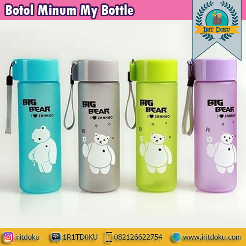 Botol Minum Big Bear