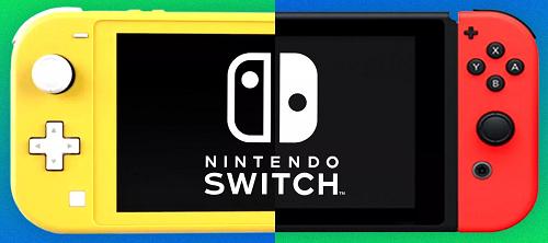 Pros & cons of Nintendo Switch Lite