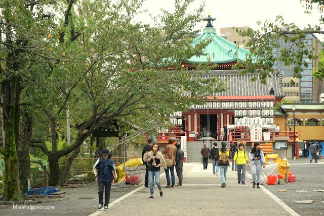 Ueno Park Shrine