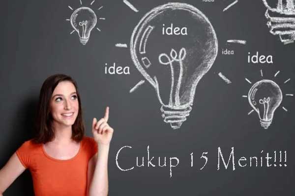 Inilah 15 Cara Unik Temukan Ratusan Ide Untuk Postingan Blog