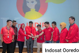 Indosat Ooredoo (ISAT) meluncurkan chat-bot INDIRA
