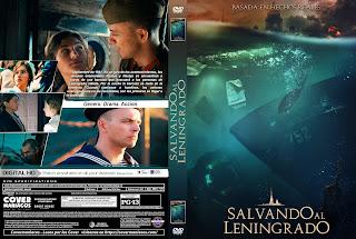 SALVANDO AL LENINGRADO – SAVING LENINGRAD 2019 [COVER – DVD]