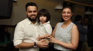Ayesha got married with her childhood friend Farhan Azmi in 2009