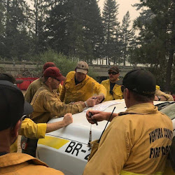 Planning the day's operations on the Miller Complex