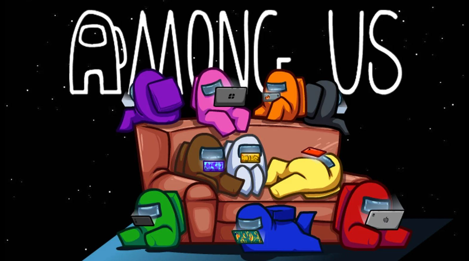 among us nowy update new update
