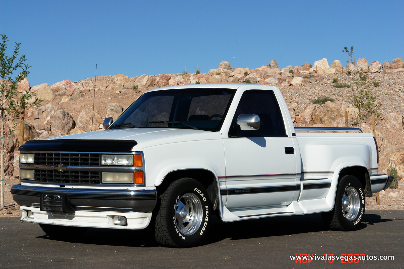 Silverado 1992 chevy silverado parts : 90' AMT Chevy stepside parts needed - Truck Kits or Parts to Trade ...