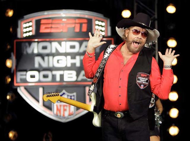 Hank Williams Jr. Is Coming Back to Monday Night Football