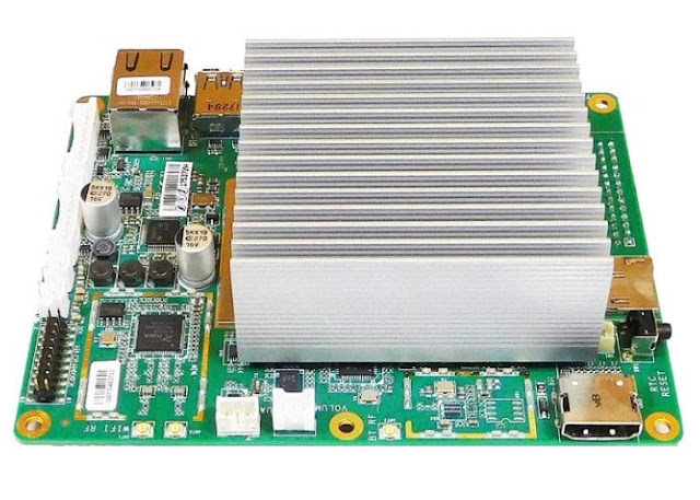 Atomic Pi Intel Cherry Trail mini PC now available from $35