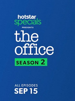 The Office 2019 Season 02 Hindi Complete 720p WEB-DL 2.7GB