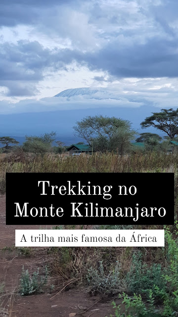 Trekking no Monte Kilimanjaro