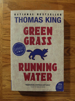 Green Grass, Running Water by Thomas King | Two Hectobooks