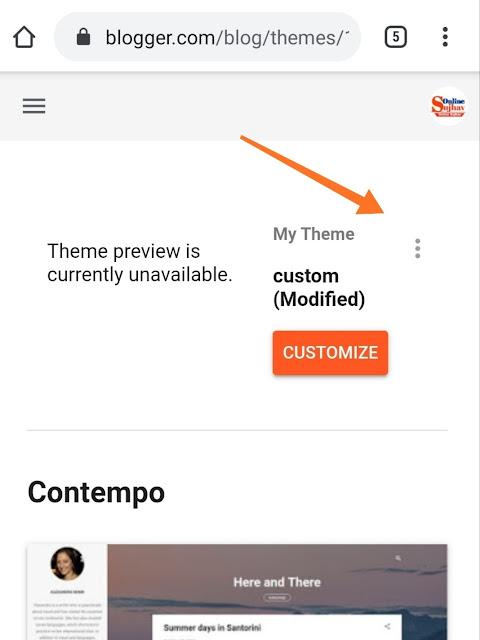 Edit template ,online sujhav