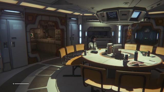 Alien Isolation Captura 1