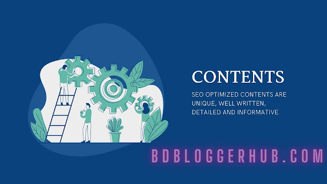 how to write seo oprimized blog posts