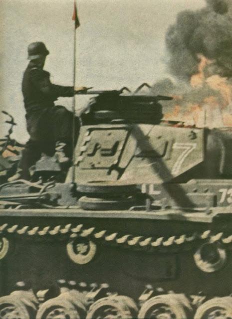 German panzer color photos of World War II worldwartwo.filminspector.com