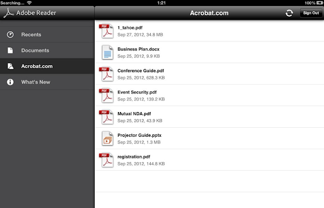 adobe-reader-android, Download Adobe Acrobat Reader Android App, Computer Mastia