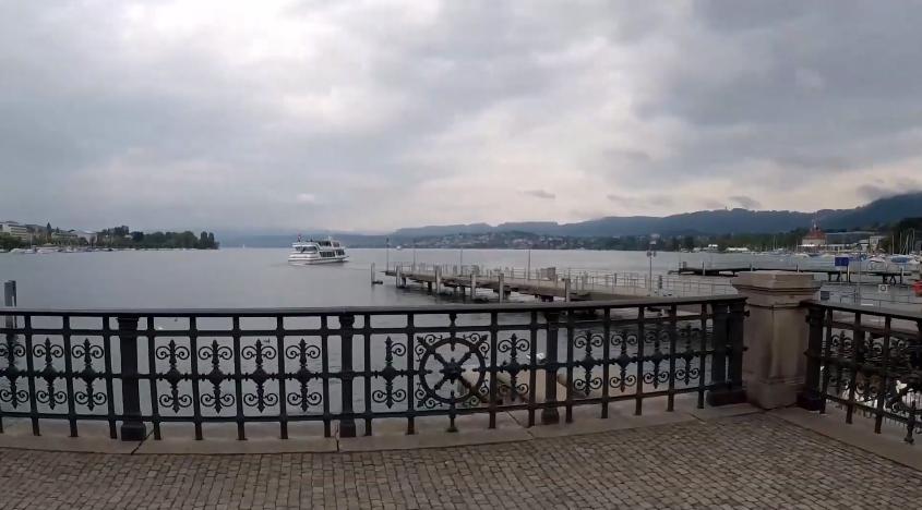 city of Zurich