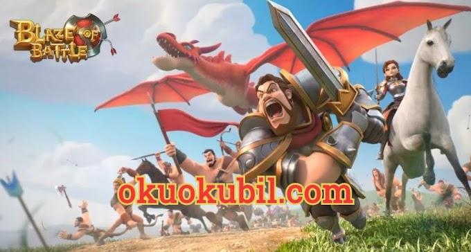 Blaze of Battle 5.1.0 Kırmızı Ejderha Apk + Mod İndir 2020