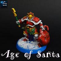 Stormcast Eternals Liberator - Age of Santa