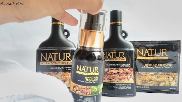 www.annisaputri.com | NATUR Hair Care 1