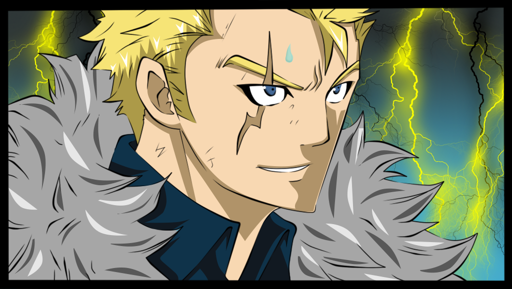 Laxus Dreyar 4 Fan Arts | Your daily Anime Wallpaper and ...
