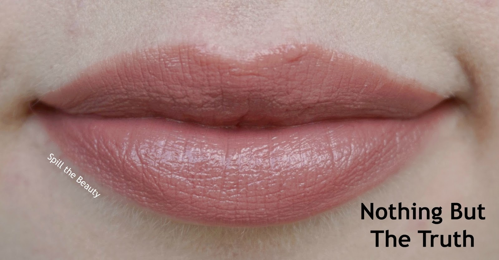 lipstick queen nothing but the nudes the truth the whole truth nothing but the truth review swatches giveaway nothing but the truth - lips