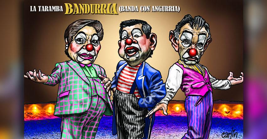 Carlincaturas Martes 19 Setiembre 2017 - La República
