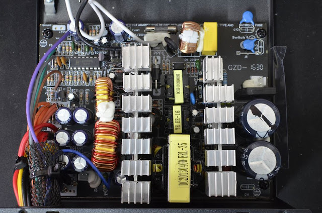 Andyson E5+ 300W -Passive PFC Single Rail True Power 14