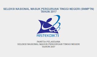 Jadwal dan Syarat Tahapan Seleksi Melalui SBMPTN 2017 (LENGKAP)