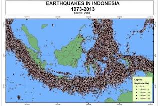 Aman dari jalur gempa