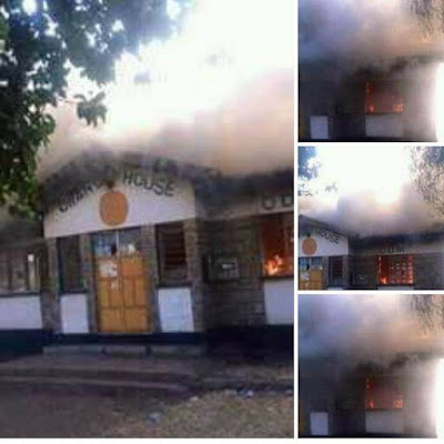 Kajiado ODM offices. PHOTO | FILE