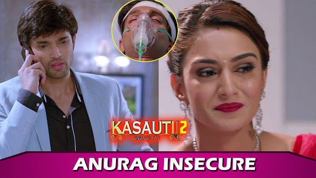 Future Story : Angry Anurag confronts Prerna to fight against evil Bajajs in Kasauti Zindagi Ki 2