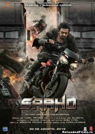 Saaho (2019) Full Movie Download in Hindi 1080p 720p 480p