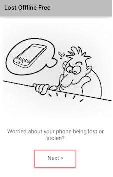 كيفية تحديد الهاتف المسروق بدون انترنت
