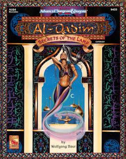 Al-Qadim Secrets of the Lamp
