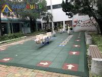 桃園市楊梅區上田國民小學 108年度遊戲設備修繕更新案