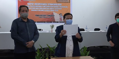 DR. Herwyn Malonda Luncurkan Buku Green Constitution Masa Depan Pemilu Indonesia