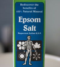 garam inggris, garam epsom, epsom salt