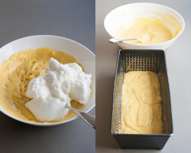 Plumcake soffice allo yogurt step 5 e 6