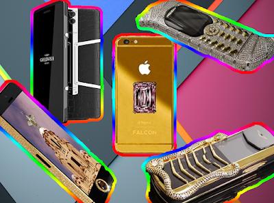 5 Smartphone Paling Mahal di Dunia