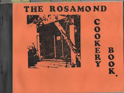 The Rosamond Cookbook