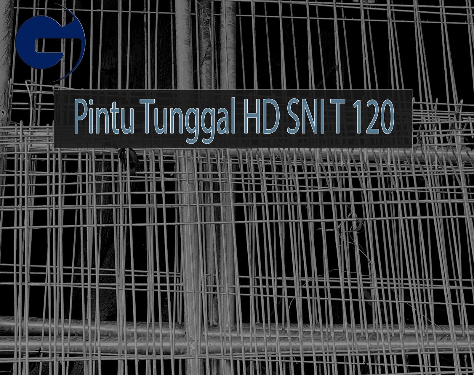 Jual Pintu Tunggal EP SNI T 177 x L 100 CM